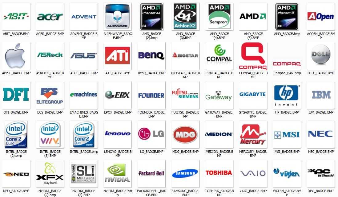 Компьютеры - крупнейшие производители компьютерной техники