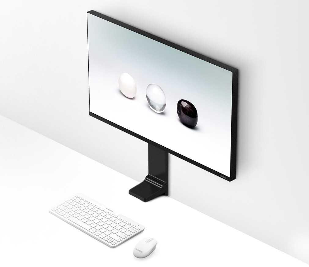 Samsung space monitor обзор | wowmoon.ru