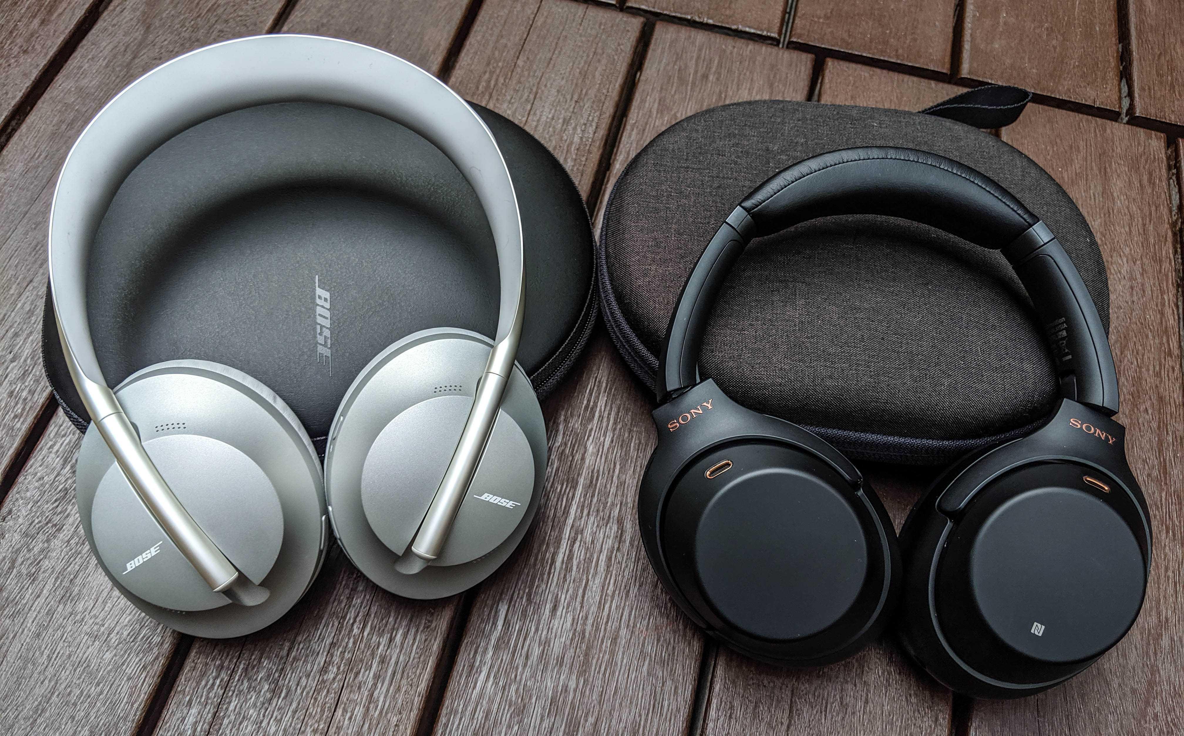 Обзор sony wh-1000xm4: наушники, которые вас слушают / звук и акустика