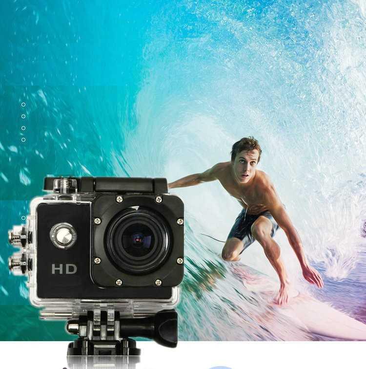 Экшн камера: чем она отличается и как выбрать оптимальную модель для подводной съемки