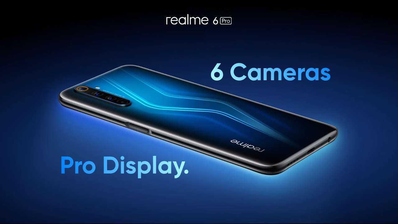 Обзор смартфона realme 7 pro: не вместо, а вместе / смартфоны