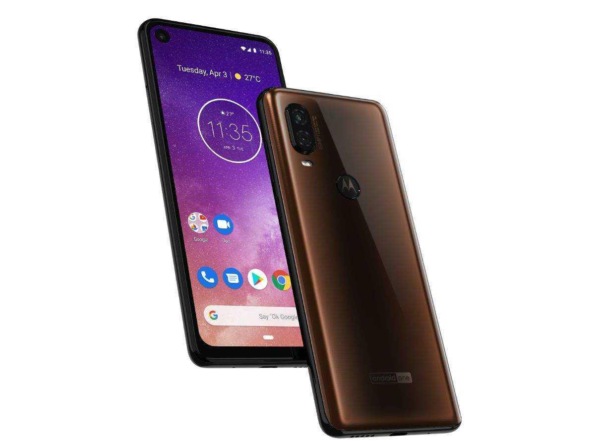 В рамках программы Android One уже в скором будущем состоится премьера третьего телефона от компании Motorola – One Vision Наконец-то представители компании назвали