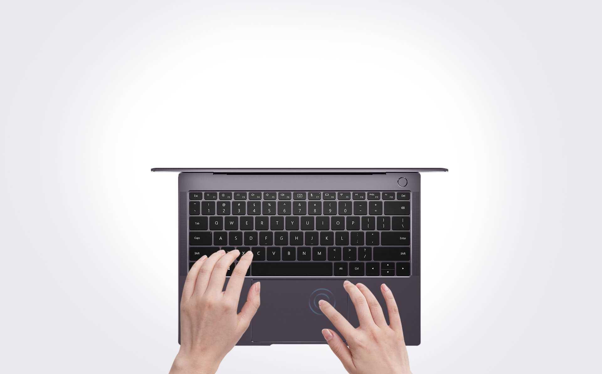 В huawei представили флагманские ноутбуки matebook x ► последние новости