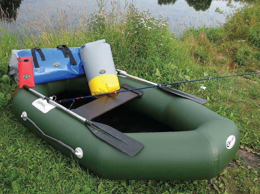 Как выбрать надувную лодку: 5 важных параметров