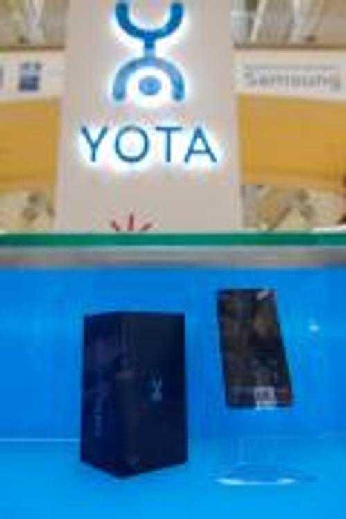 Компания yota devices: обзор позиций на рынке
