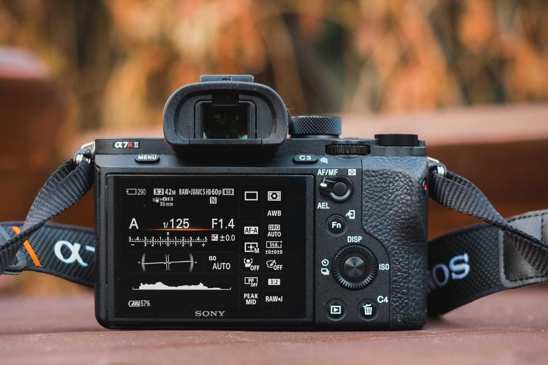 Обзор и тест беззеркальной камеры sony a7r iv