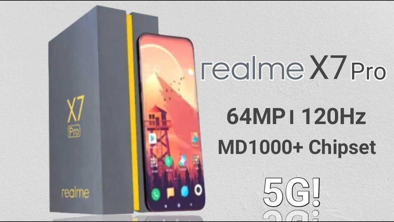 Realme x7 и x7 pro global: характеристики, цена и выпуск - gizchina.it