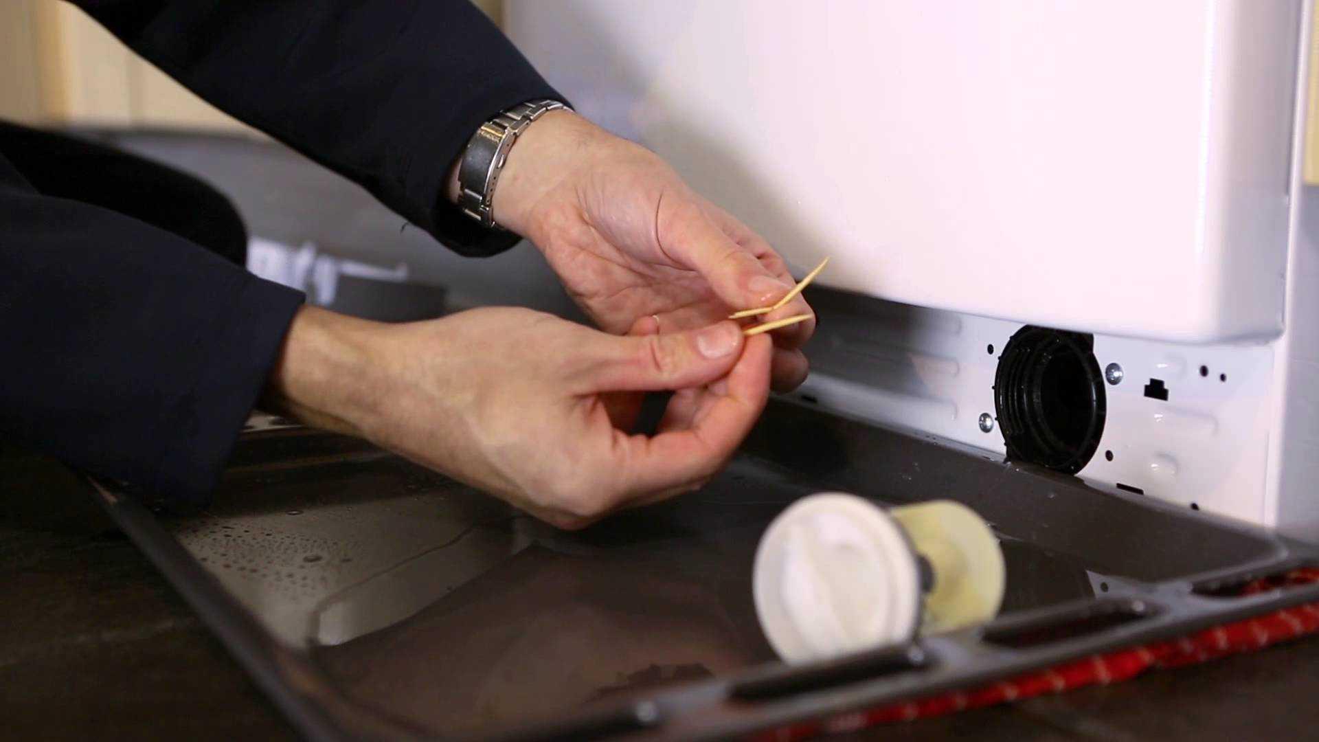 Как почистить фильтр в стиральной машине – indesit, lg, samsung