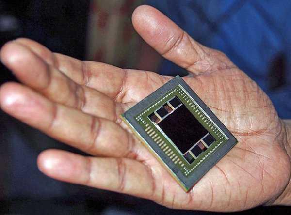 Samsung начинает выпуск удивительных модулей памяти для сверхмощных смартфонов - cnews