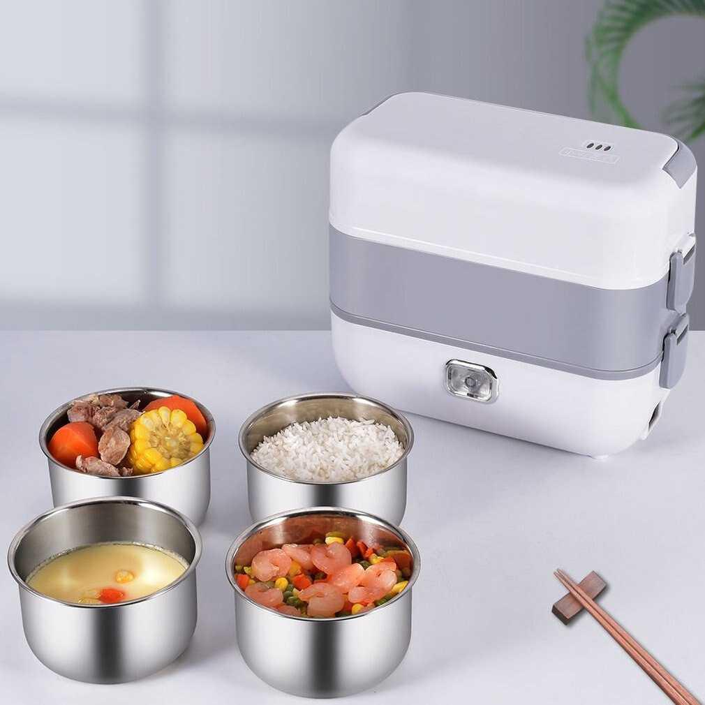 Electric lunch box: инструкция на русском языке, преимущества ланч-бокса с подогревом