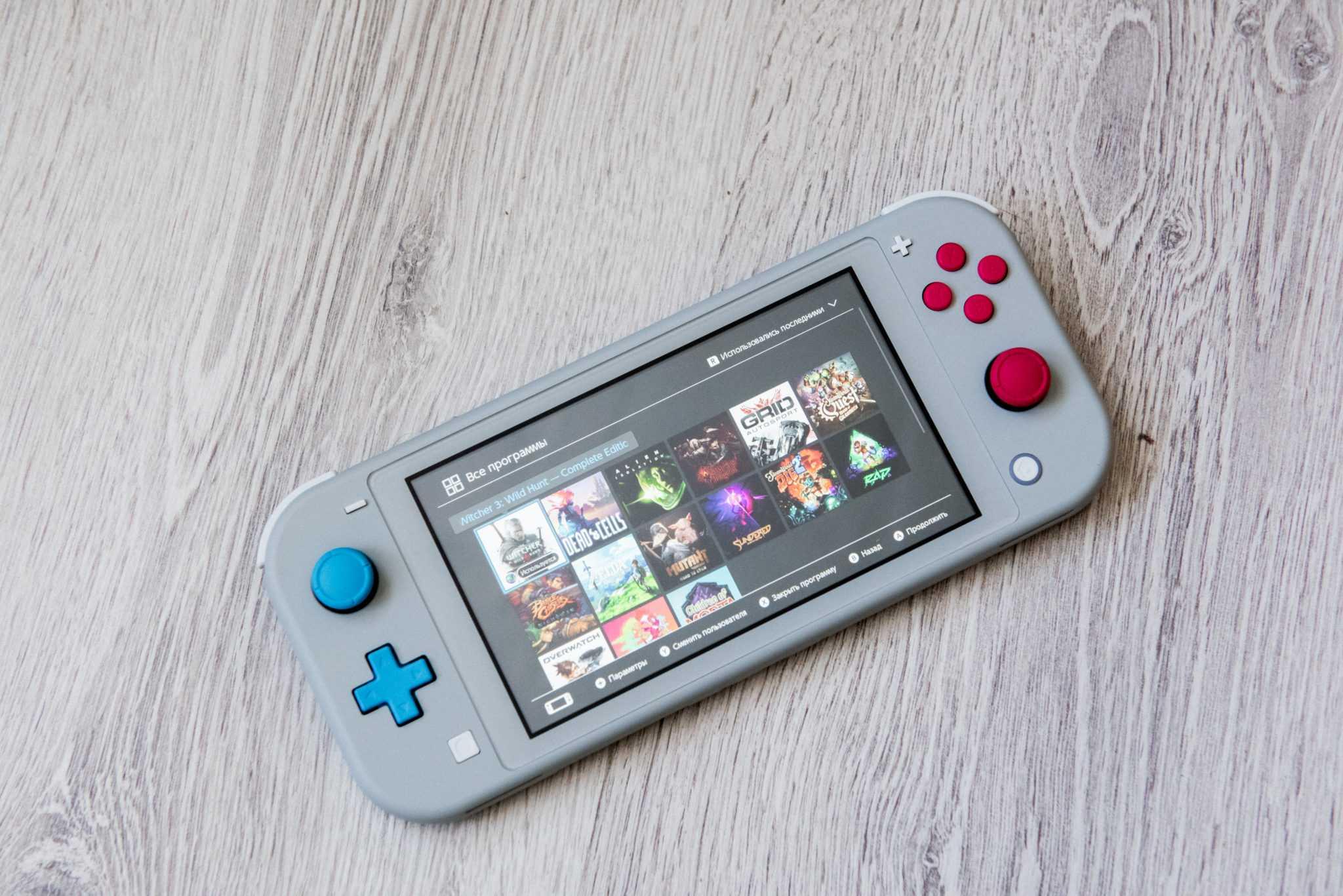 Открываем новую ревизию nintendo switch — самую гибкую консоль в мире