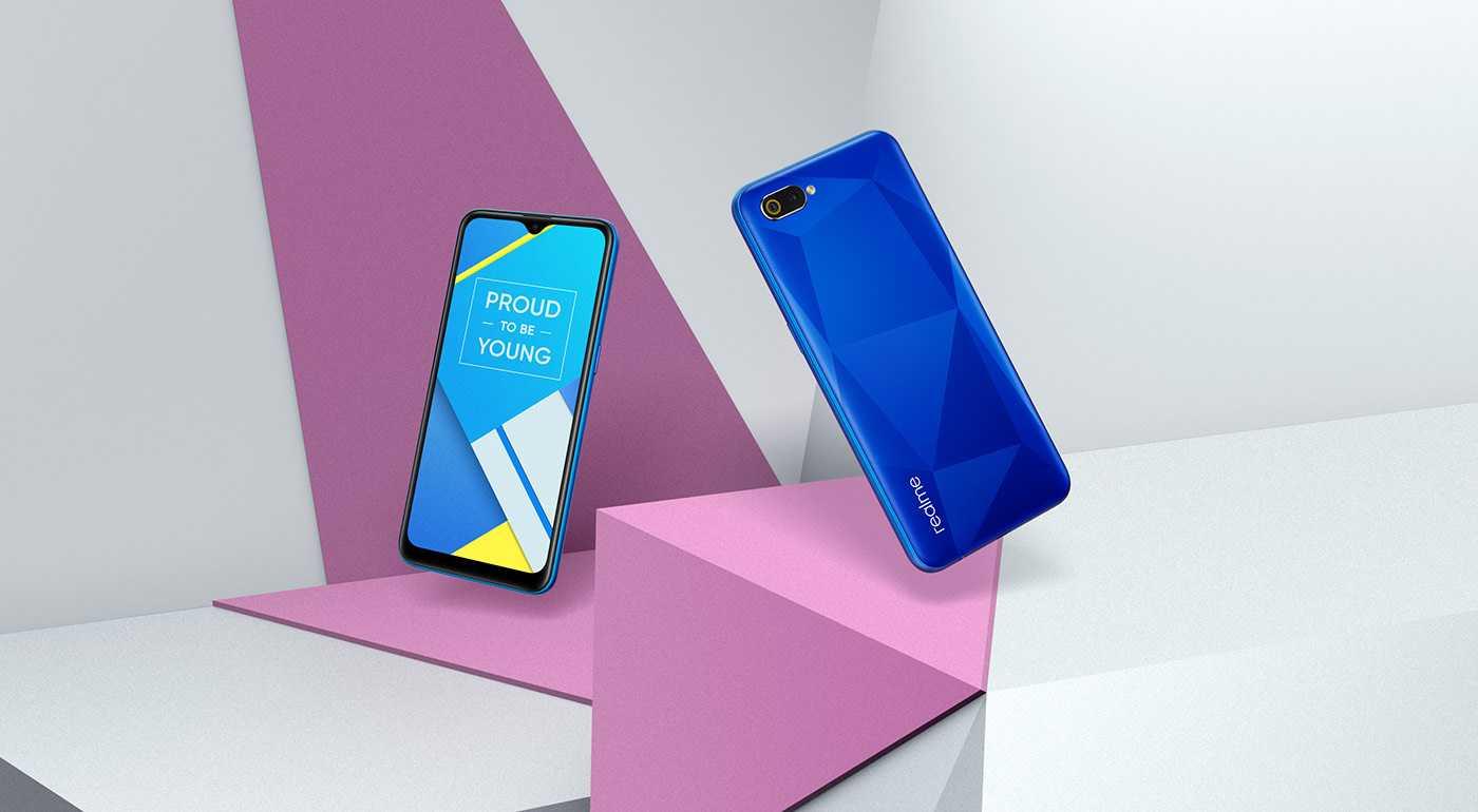 Компания realme презентовала новые бюджетные смартфоны ► последние новости