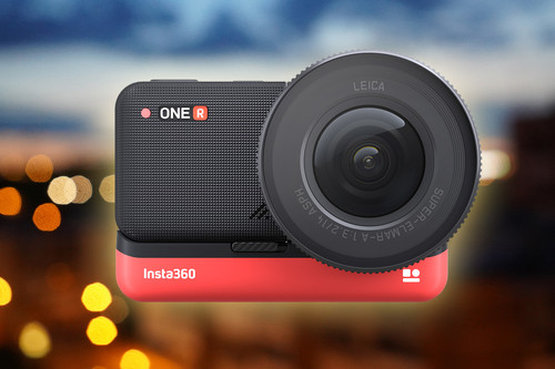 Модульная экшн-камера insta360 one r анонсирована | photowebexpo