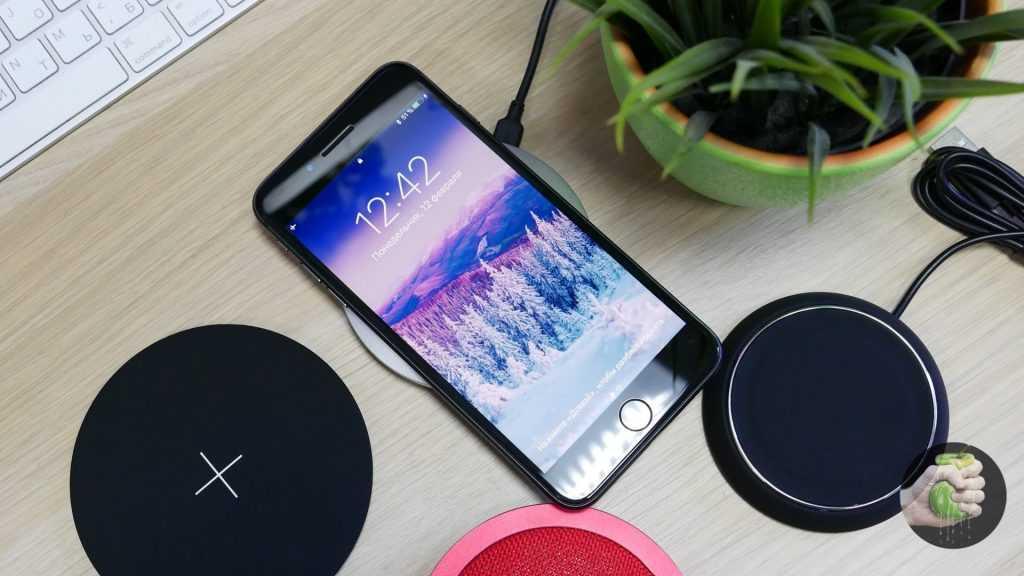 Вкаких iphone есть беспроводная зарядка истоитли ейпользоваться