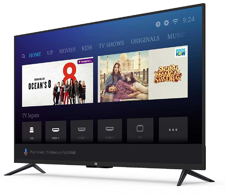 В Индии состоялась презентация нового смарт-телевизора компании Xiaomi который получил название Mi TV 4X 2021 Edition Уже известно что продажи этого аппарата начнутся