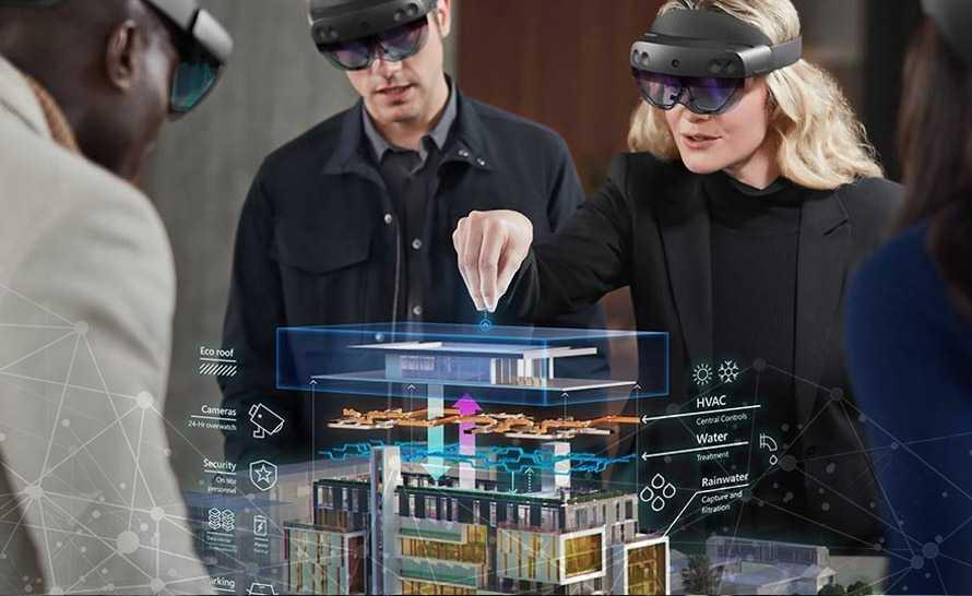 Компания mini разработала очки дополненной реальности