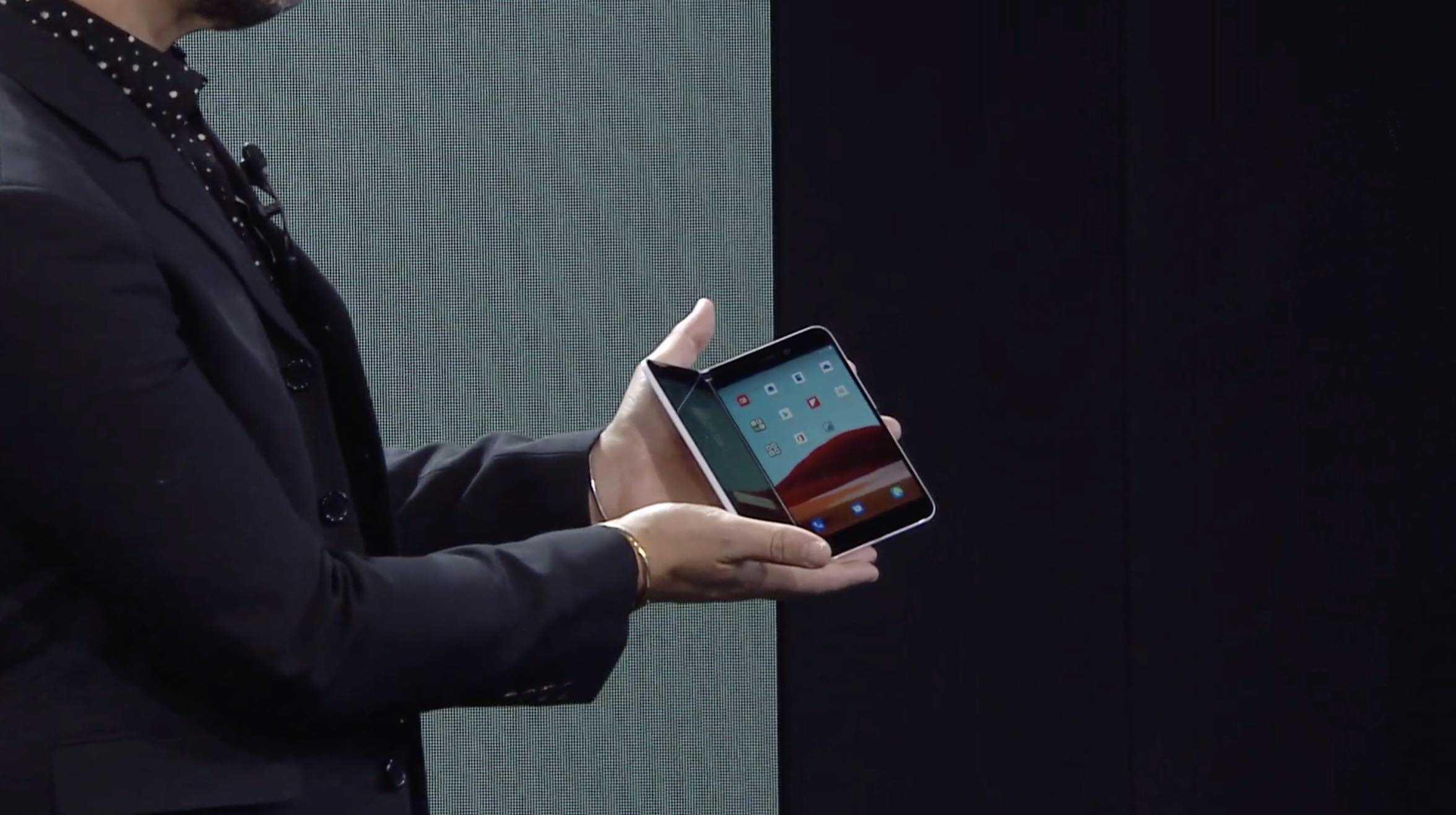 Microsoft, это не твое! зачем компания выпустила складной смартфон