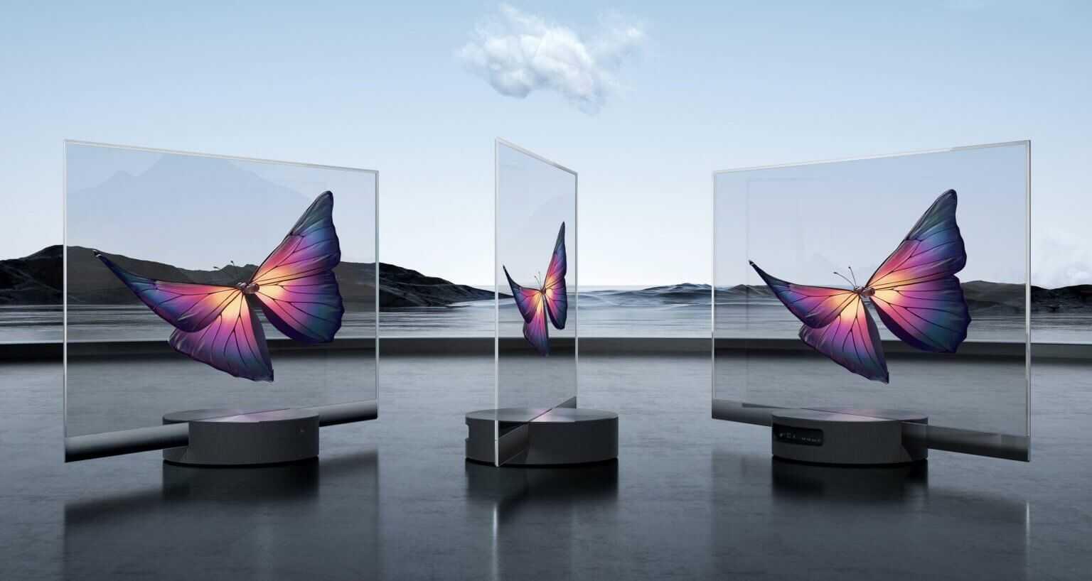 Еще в прошлом месяце в августе компания Xiaomi порадовала пользователей прозрачным смарт-телевизором серии Mi TV Transparent Этот продукт быстро покорил общественность