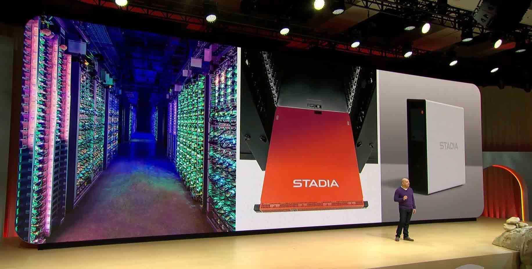 В рамках Game Developers Conferenceкомпания Google представила новый стриминговый сервис Google Stadia С его помощью геймеры смогут избавиться от необходимости
