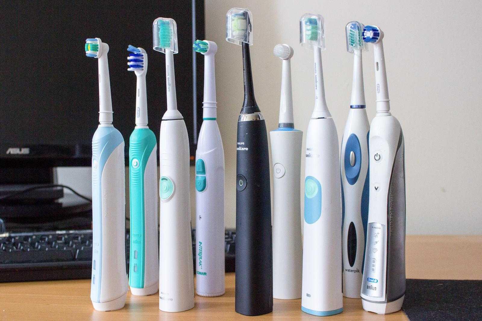 Ультразвуковая зубная щетка - что это такое, какая лучше - электрическая или звуковая, плюсы и минусы