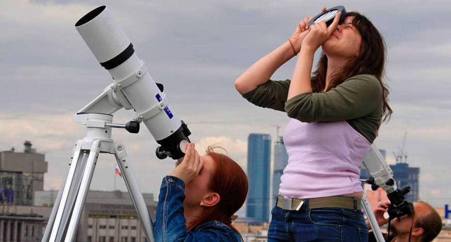 Лучшие телескопы: 5 топовых моделей