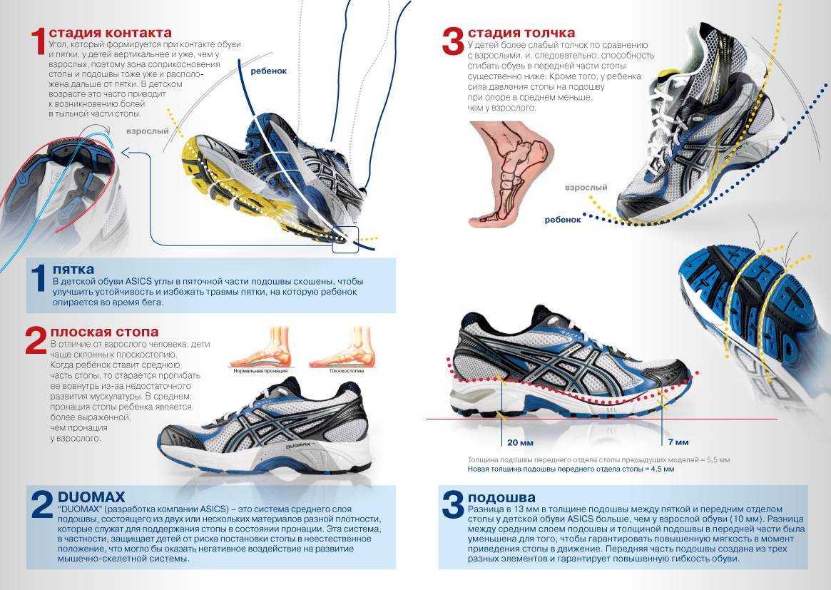 Как выбрать кроссовки, популярные модели для разных случаев