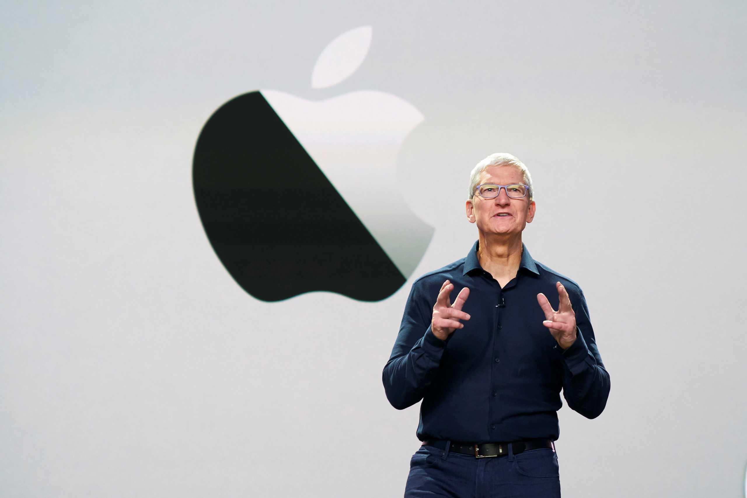 Компания apple впервые подарила своему главе тиму куку крупный пакет акций ► последние новости