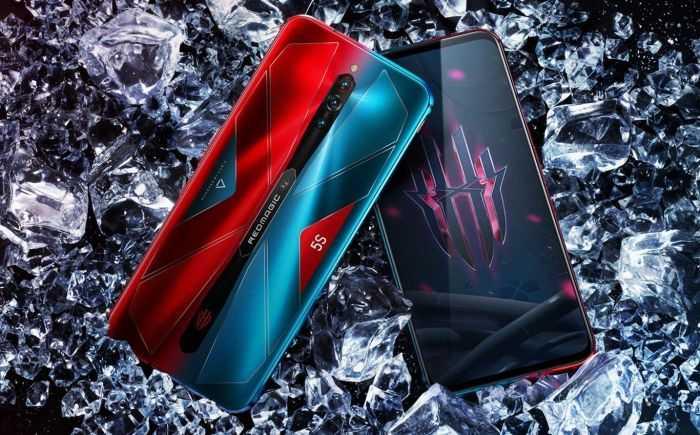 Обзор игрового смартфона nubia red magic 5g - cadelta.ru