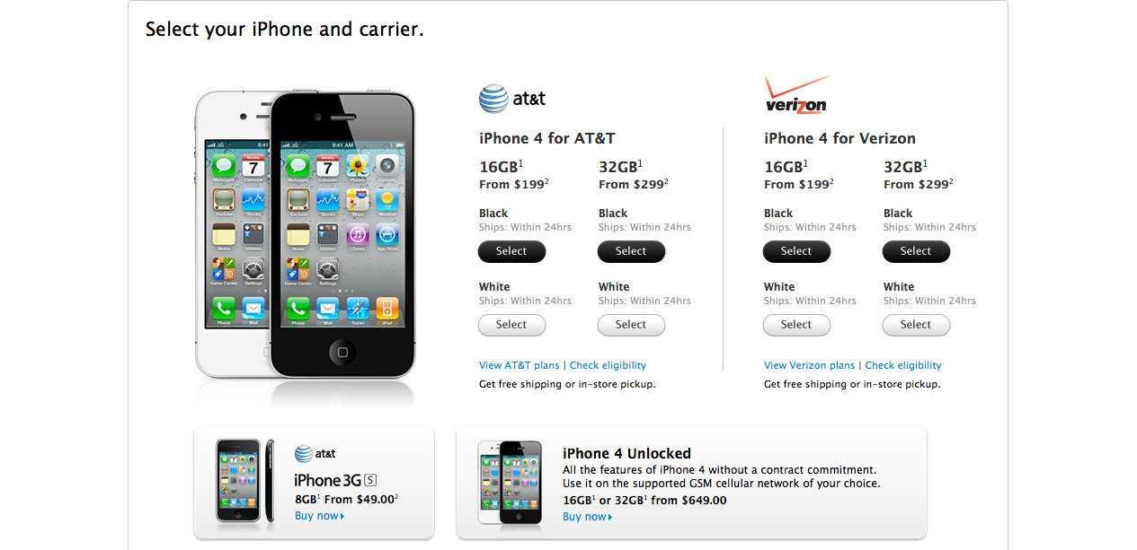 Что нужно знать перед покупкой старого iphone