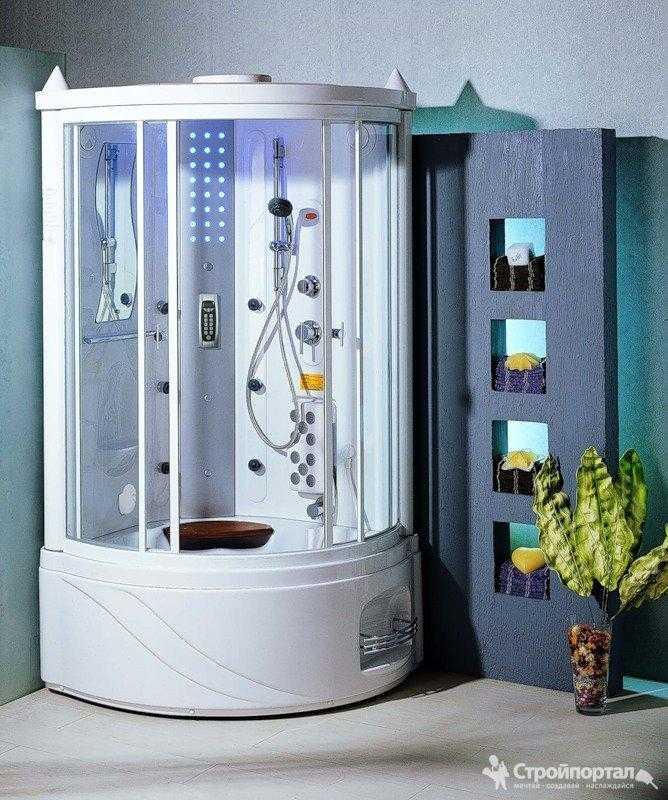 Как и какую выбрать душевую кабину для ванной комнаты: совет профессионала, отзывы, производители