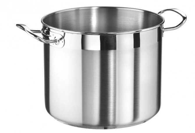 Посуда из нержавейки – лучшие производители