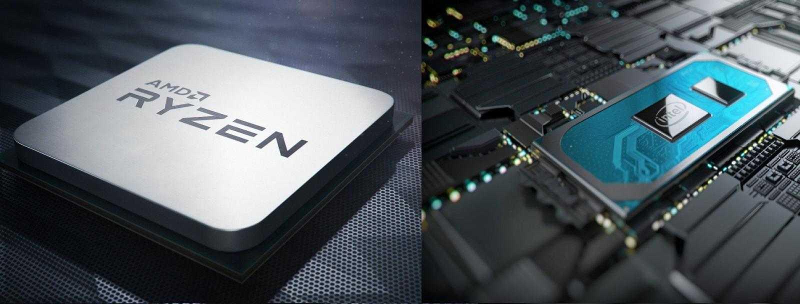 Лучшие процессоры amd ryzen в 2020 году