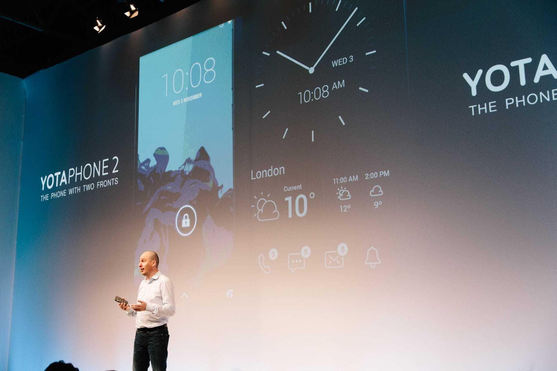 Многие помнят эффектный дебют компании Yota Devices на рынке смартфонов На всякий случай напомним что компания представила вниманию пользователей мощный телефон с