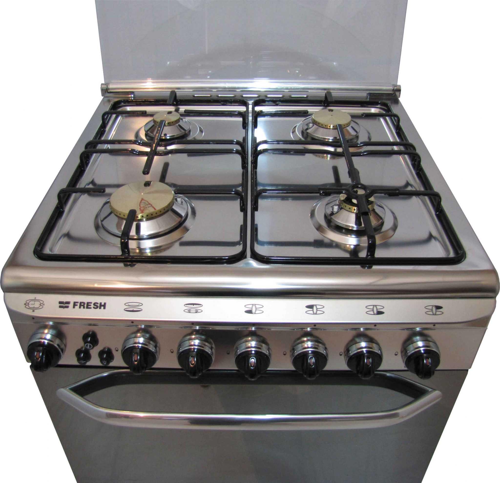 Как выбрать лучшую газовую плиту с хорошей духовкой, их параметры и различия