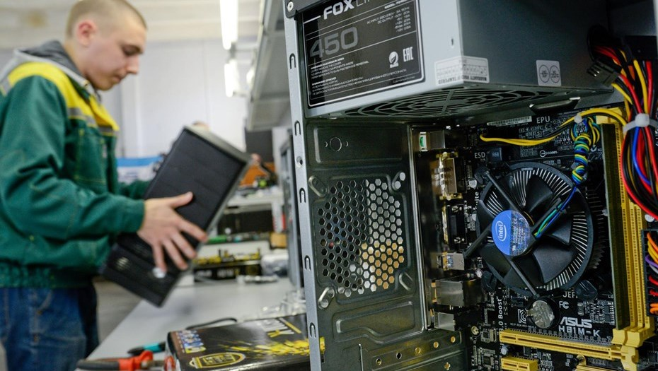 Крупнейшие производители компьютеров