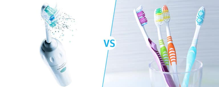 Звуковая зубная щетка: как подобрать, какая лучше - много зубов