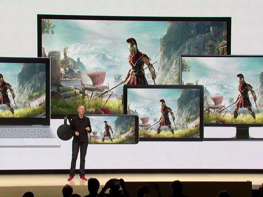 Будущее без консоли: google представила игровой стриминговый сервис stadia | hi-tech | селдон новости