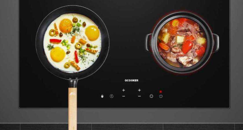 Компания Xiaomi в рамках своей площадки Youpin начала сбор средств на производство новой варочной панели под названием Ocooker Модель на 2 конфорки обойдется каждому