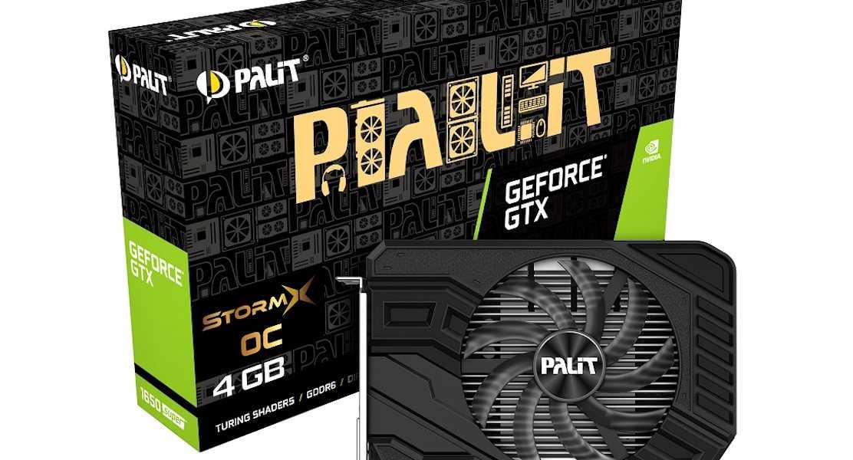 Представители компании Palit Microsystems Ltd сообщили о старте продаж видеокарт серии GTX 1650 SUPER построенных на основе архитектуры NVIDIA Turing™ которая уже