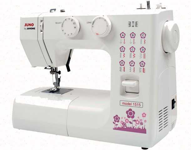 Как выбрать швейную машинку для домашнего использования за 7 шагов