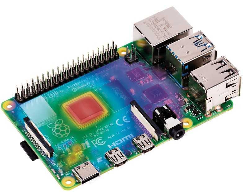 Создан крошечный пк быстрее и в разы дешевле raspberry pi 3 - cnews