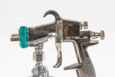 Особенности механического ручного краскопульта