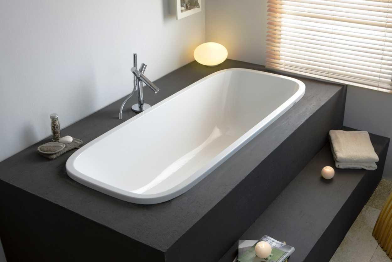 Какую ванну лучше выбрать и какие бывают исходя из материала