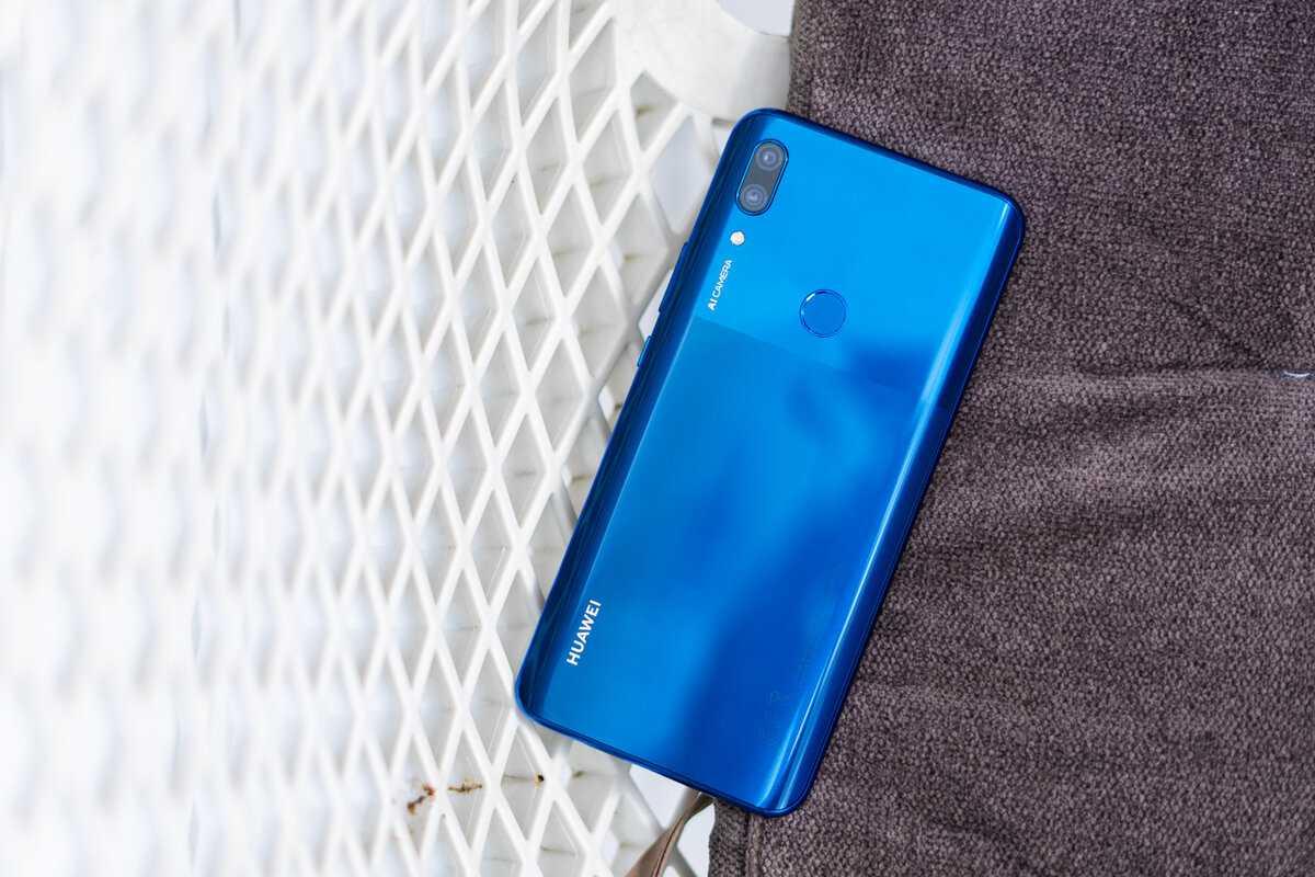 Huawei p smart — новый смартфон в среднем классе от huawei