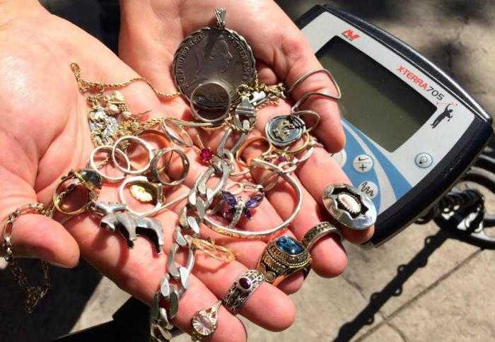 Рейтинг металлоискателей: 23 лучшие модели для поиска драгоценностей