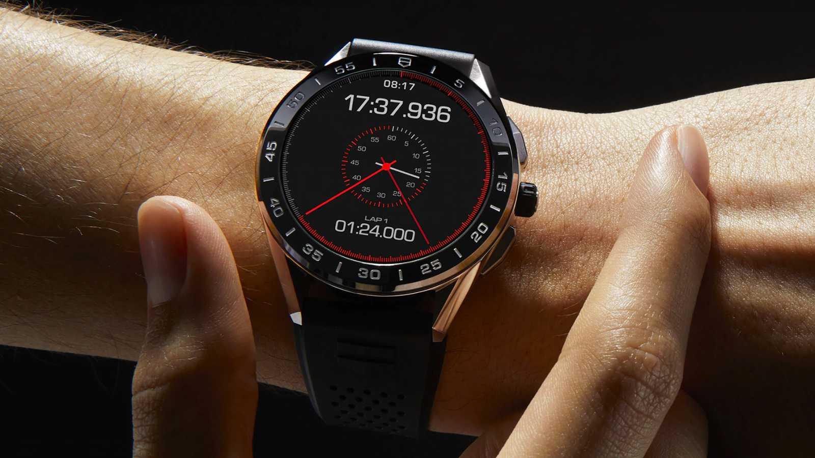 Известный швейцарский производитель электроники компания TAG Heuer представила новое поколение смарт-часов серии Connected Модель уже в продаже с ценником в 2350
