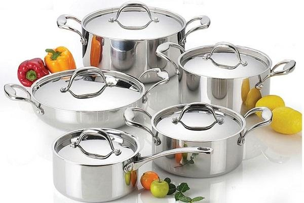 Посуда из нержавейки - лучшие производители - топ-5