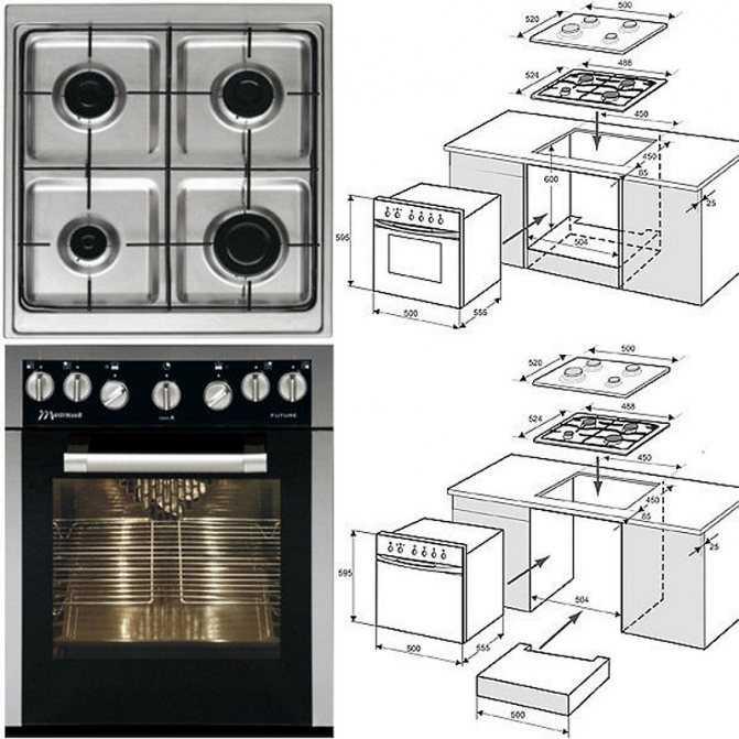 Как выбрать газовую плиту с хорошей духовкой?
