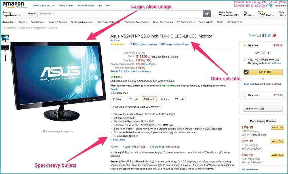 Полное руководство по рекламе amazon ads для начинающих   contentcafé.pro
