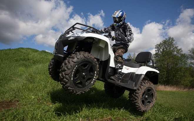 Двухместный квадроцикл: выбор и модели ⋆ mototechno.ru
